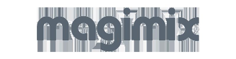 Société française de petit électroménager culinaire haut de gamme. Son produit phare est le robot cuiseur multifonction Cook Expert. La gamme de produits de Magimix se compose principalement de : robots multifonction, centrifugeuses, extracteurs de jus, machines à café Expresso et toasters.