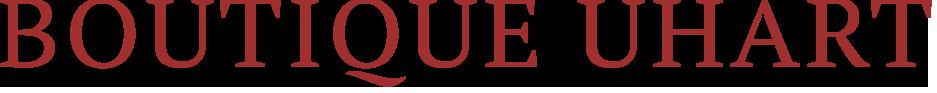 Boutique Uhart Biarritz - Logo rouge footer site web