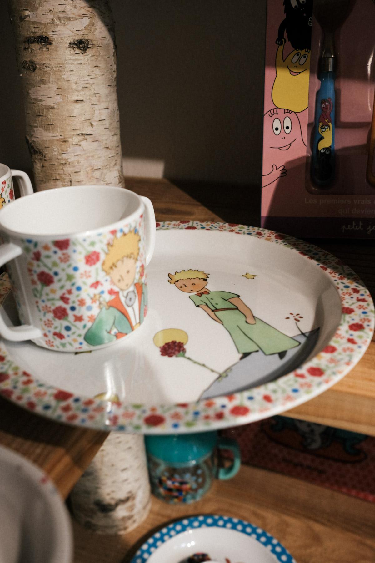 Uhart Biarritz - Arts de la table - Couverts enfants