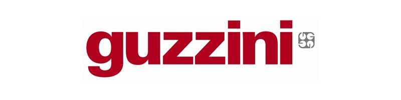 Société italienne crée en 1912. Guzzini se consacre à l'art de la maison, la cuisine et la table. Ses produits de l'art de la table sont variés ; on y retrouve entre autres des bouteilles et carafes, des plateaux, des couverts, des bols, des couverts à salade, des sets de table et autres accessoires. La gamme colorée des couverts Feeling égaye toutes les tables.