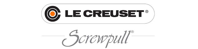 En 1991, Le Creuset rachète la société américaine Hallen International Inc et sa marque Screwpull produisant son système innovant de tire-bouchons depuis 1979. Aujourd'hui il en existe de différents modèles pour tous les goûts.