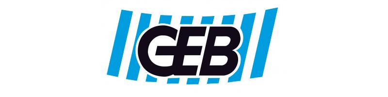 Fabricant de pâtes à joint et résine. Geb a pu imposer sa marque en France comme la référence en étanchéité.