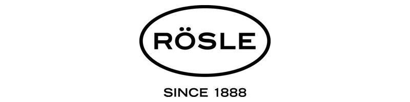 Fabricant d'accessoires de cuisine allemand. Rosle a développé le concept de cuisine ouverte en proposant toute une gamme d'articles en inox de haute qualité (louche, spatule, pinces, chinois, dérouleurs.....)
