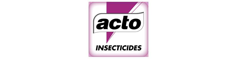 Gamme de produits insecticides nouvelle génération.