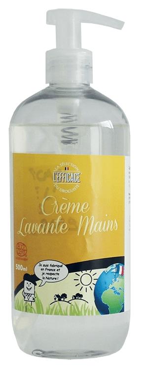 efficace crème lavante mains - boutique uhart biarritz